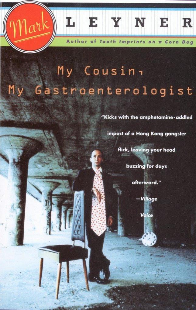 My Cousin, My Gastroenterologist als Taschenbuch