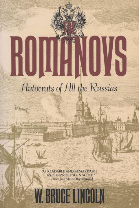 The Romanovs: Autocrats of All the Russians als Taschenbuch