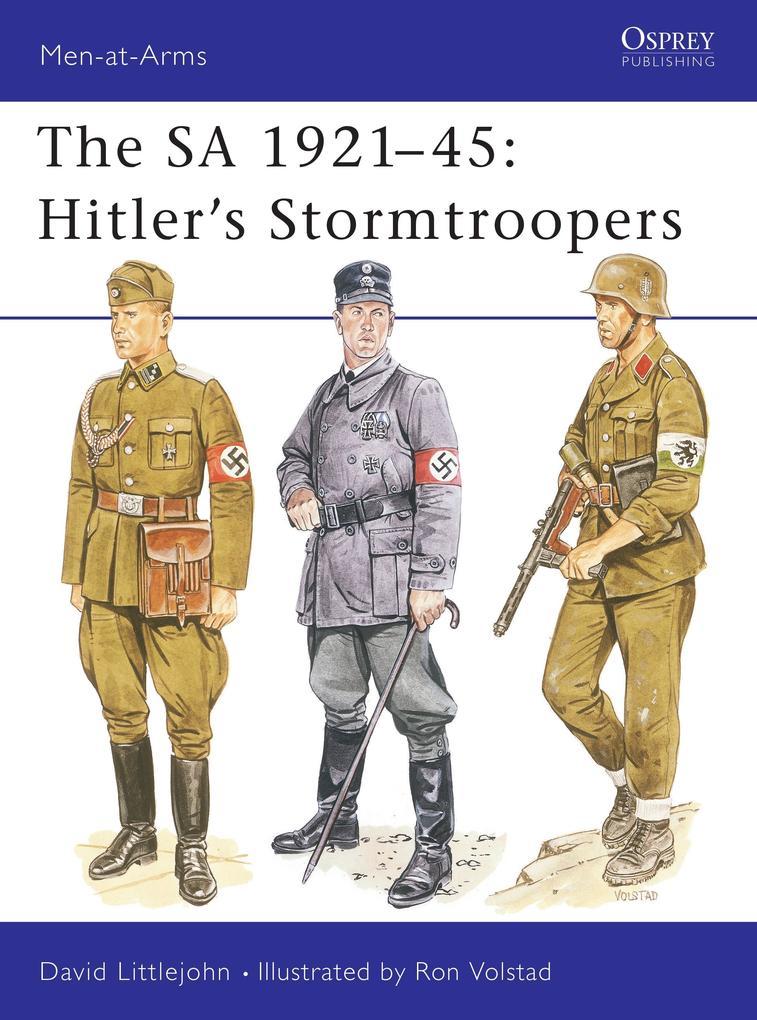 Sturmabteilung, 1921-45 als Taschenbuch