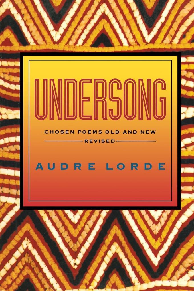 Undersong: Chosen Poems Old and New als Taschenbuch