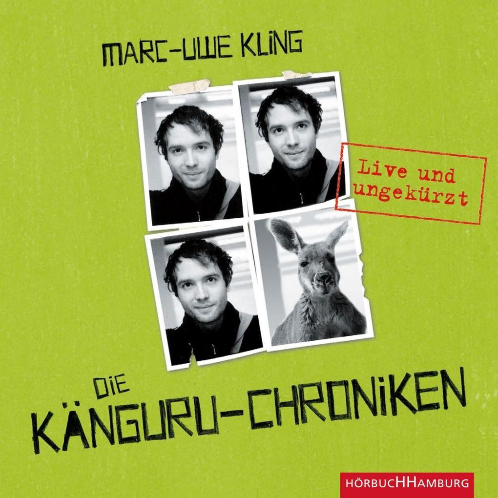 Die Känguru-Chroniken als Hörbuch Download