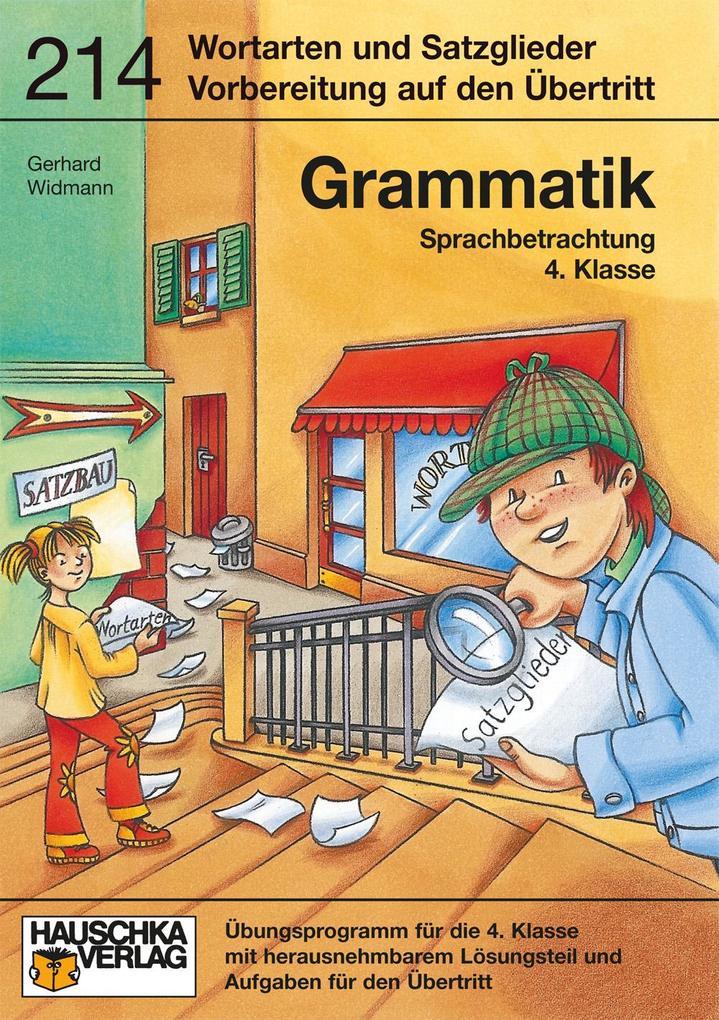 Grammatik 4. Klasse als eBook