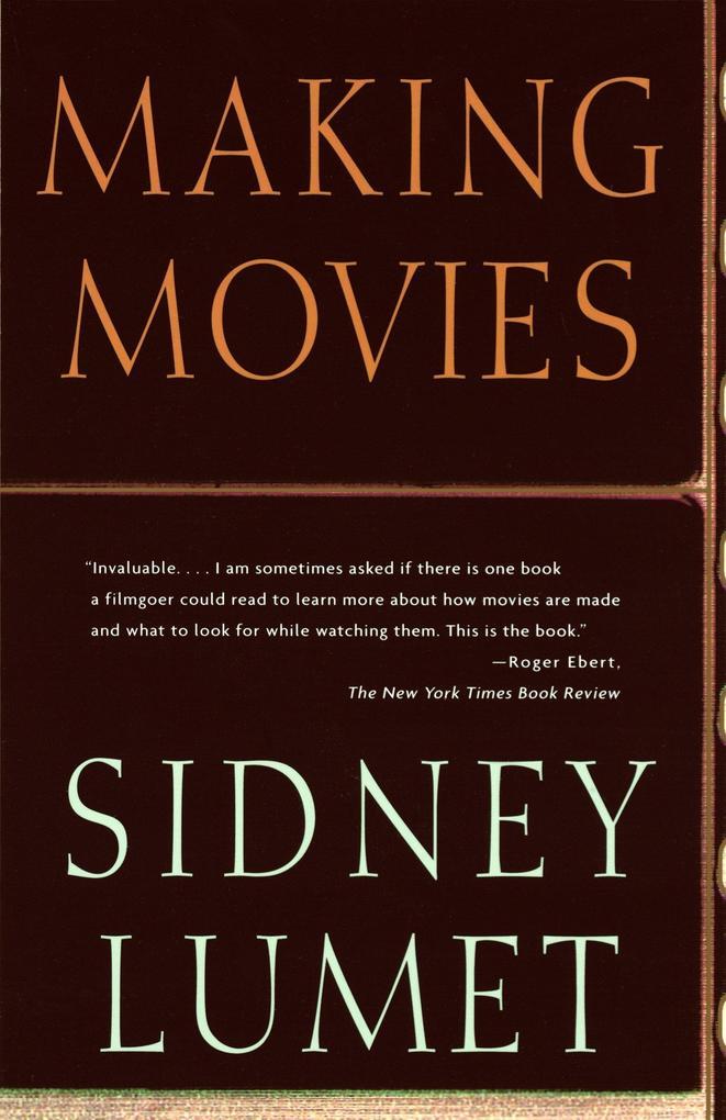 Making Movies als Taschenbuch