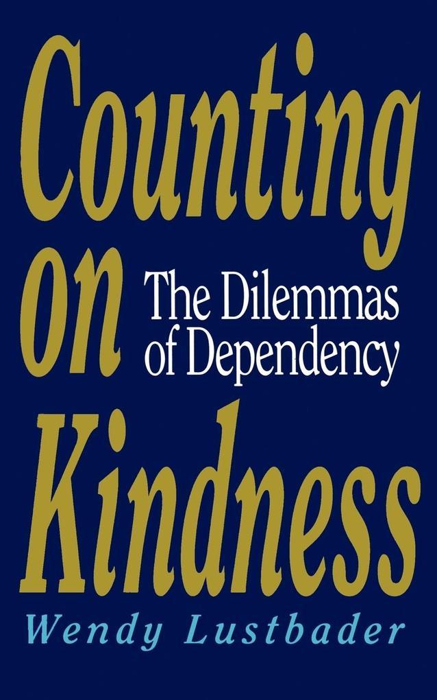 Counting on Kindness als Taschenbuch
