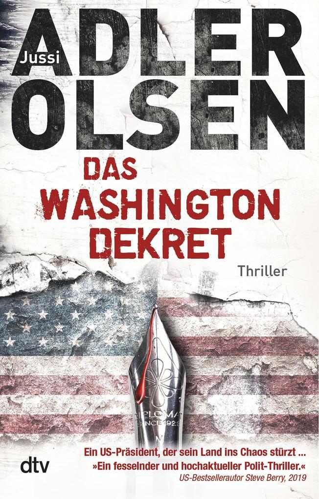 Das Washington-Dekret als eBook