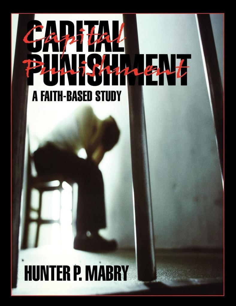 Capital Punishment Student als Taschenbuch
