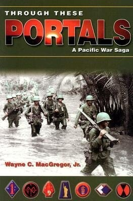 Through These Portals: A Pacific War Saga als Taschenbuch