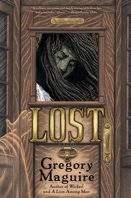 Lost als Taschenbuch