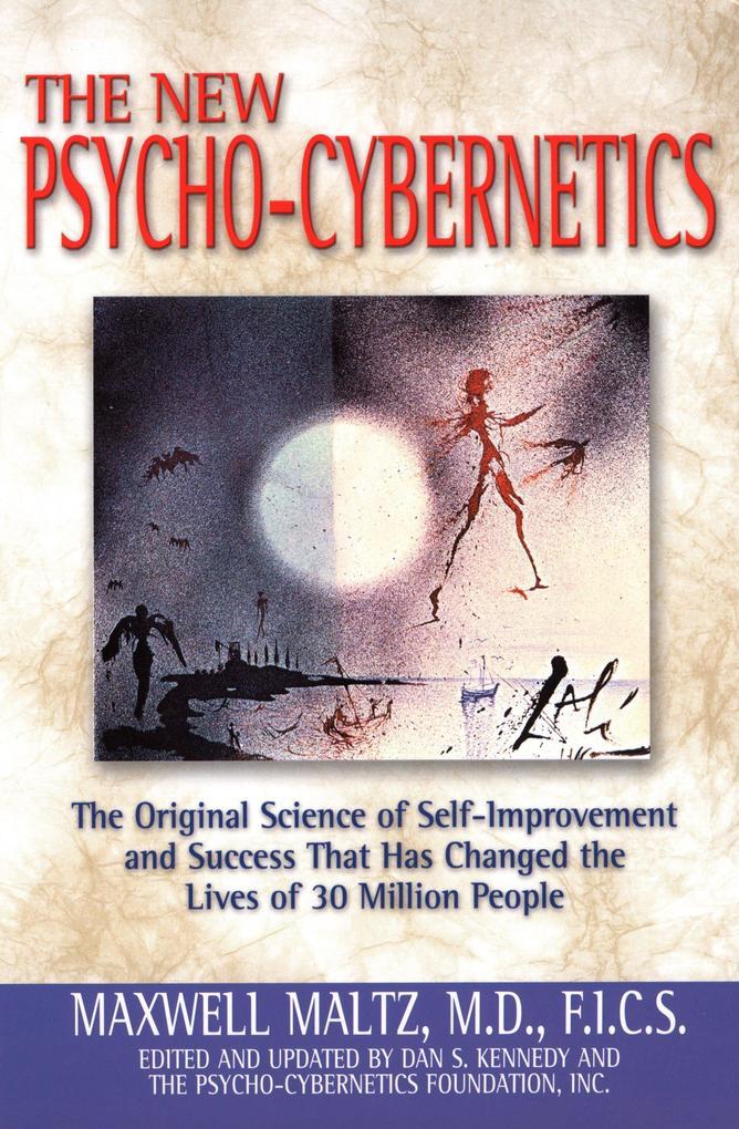 Psycho-Cybernetics als Taschenbuch