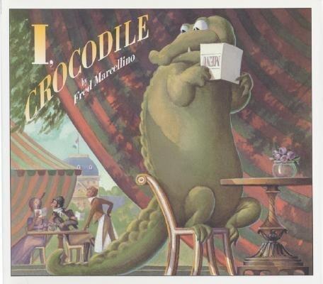 I, Crocodile als Taschenbuch