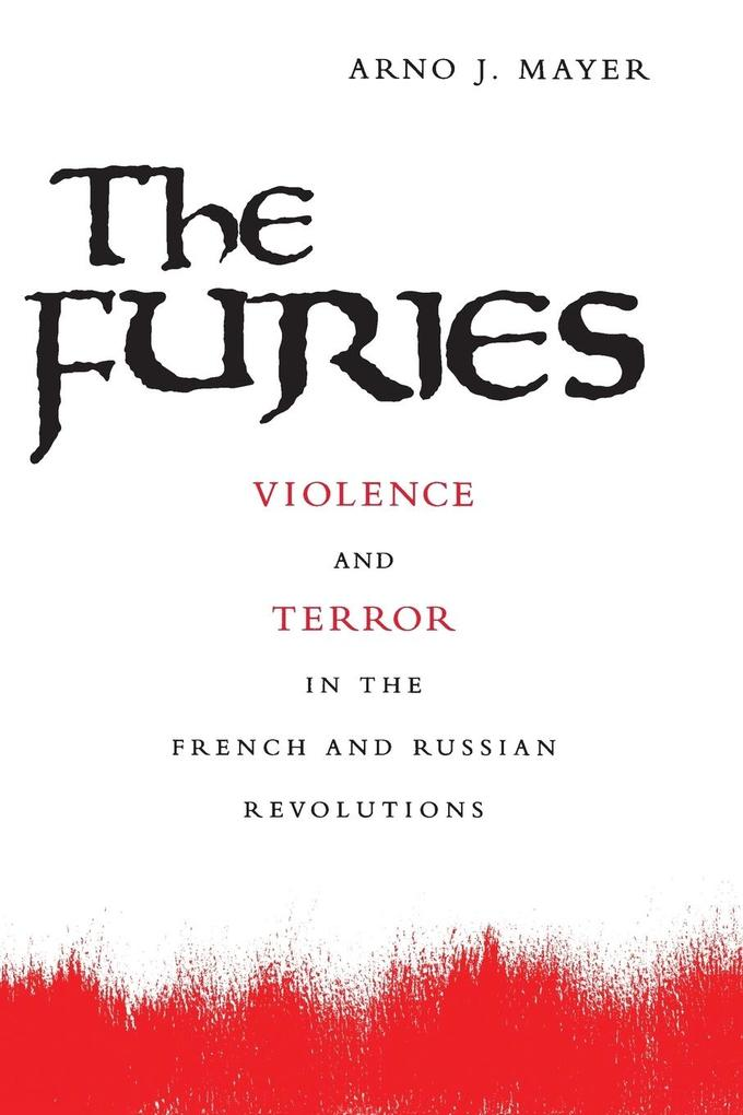 The Furies als Buch