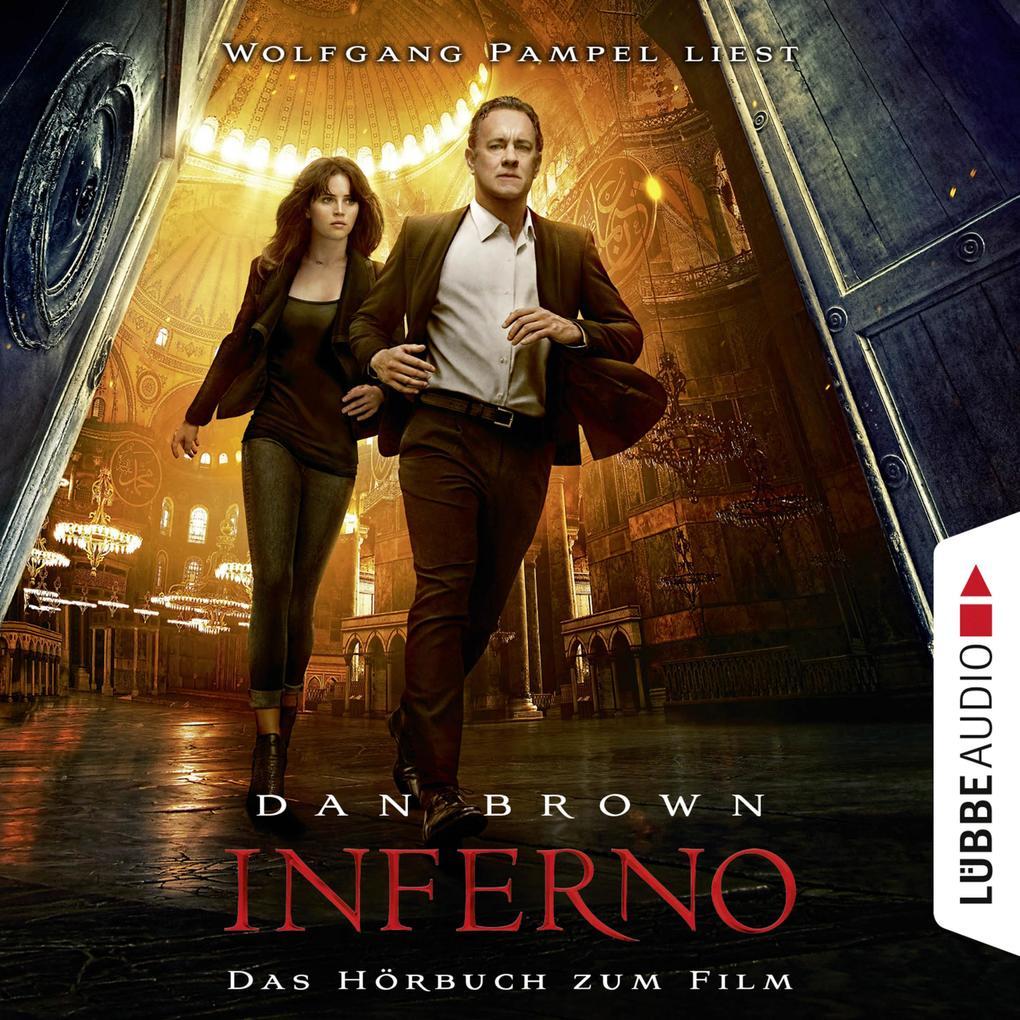 Inferno (gekürzt) als Hörbuch Download