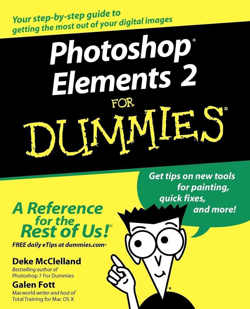 Photoshop Elements 2 for Dummies als Buch
