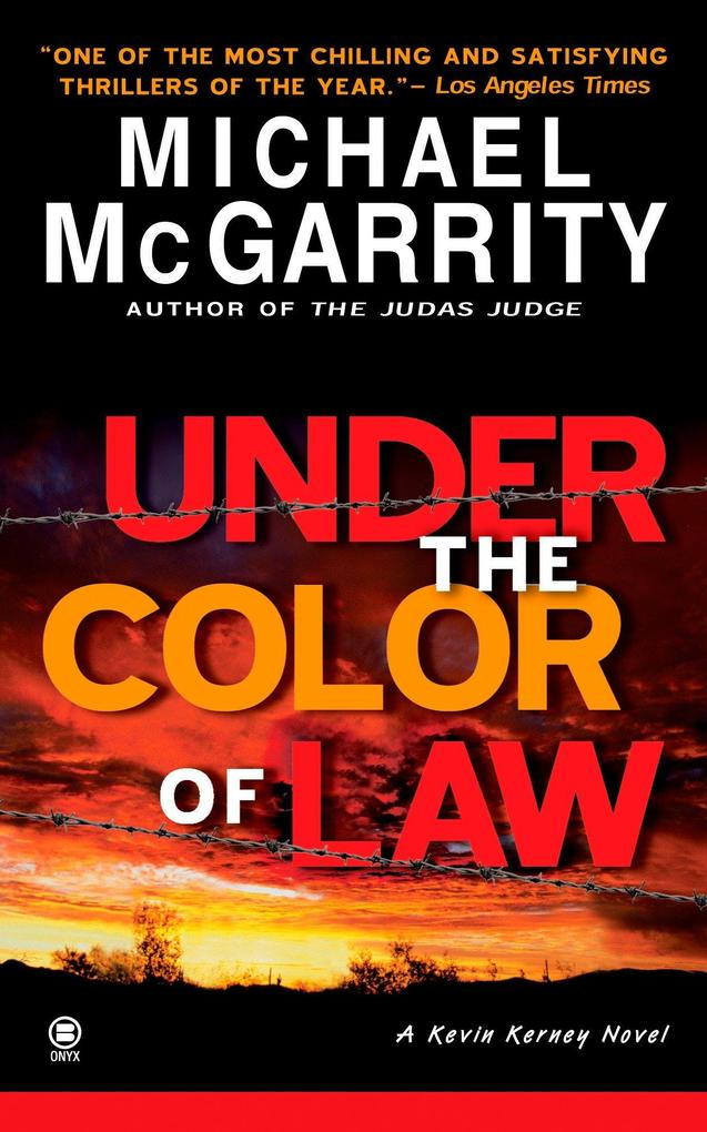 Under the Color of Law als Taschenbuch
