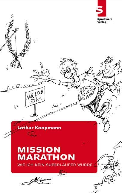 Mission Marathon als eBook