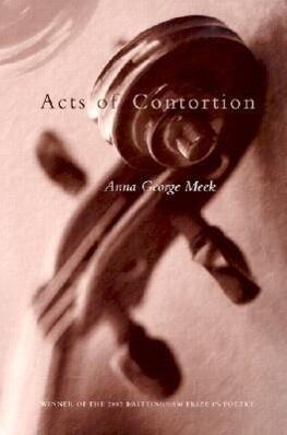 Acts of Contortion als Taschenbuch