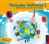 Tierische Weltreise, Lieder-CD 2