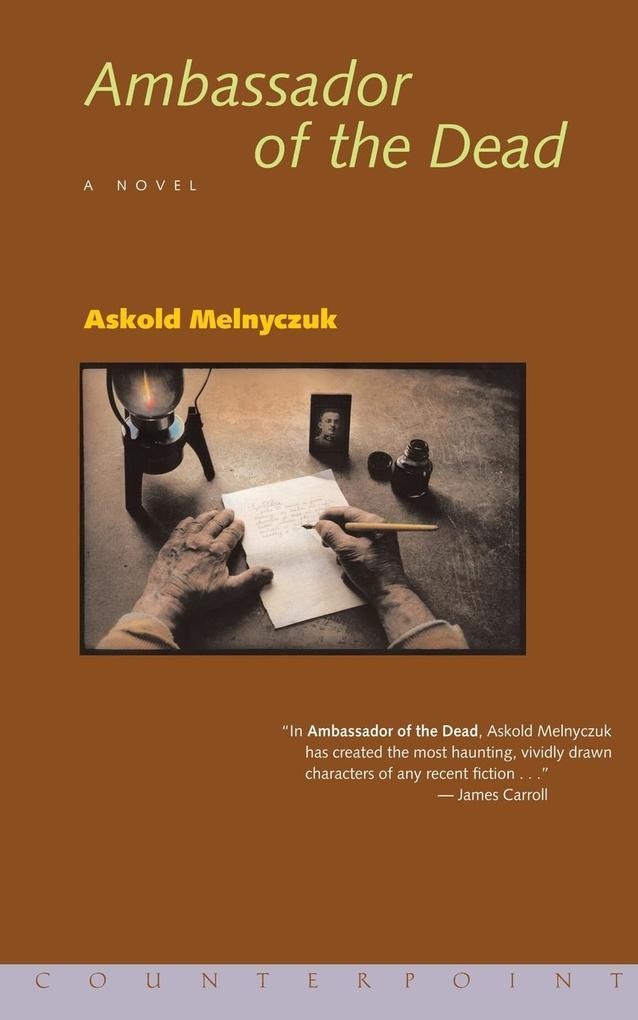 Ambassador of the Dead als Taschenbuch