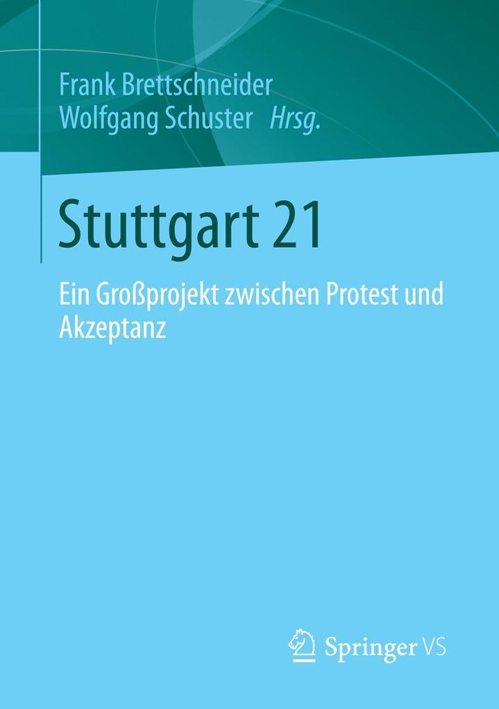 Stuttgart 21 als Buch