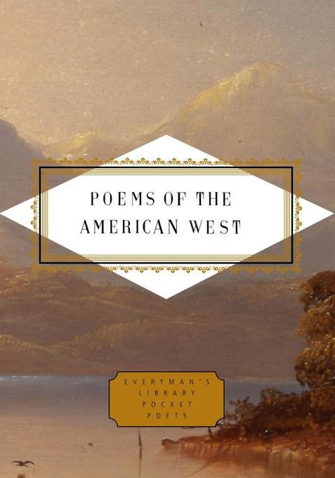 Poems of the American West als Buch