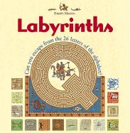 Labyrinths: Can You Escape from the 26 Letters of the Alphabet? als Buch