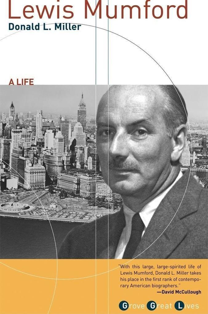 Lewis Mumford: A Life als Taschenbuch