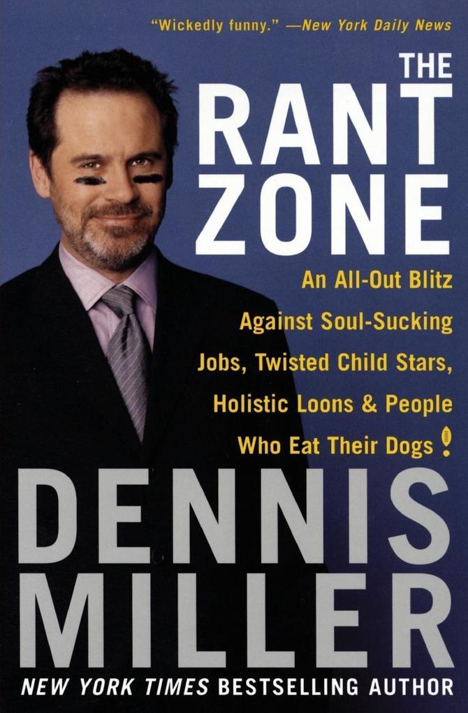 Rant Zone, The als Taschenbuch