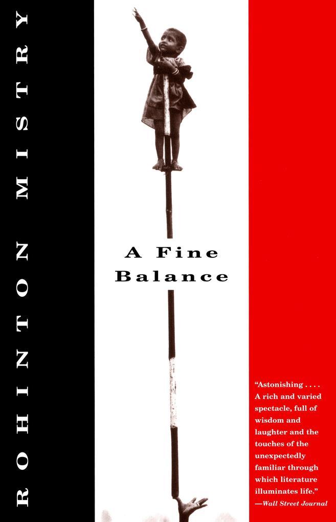 A Fine Balance als Taschenbuch