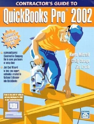 Contractor's Guide to QuickBooks Pro als Buch
