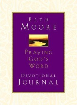 Praying God's Word Devotional Journal als Buch