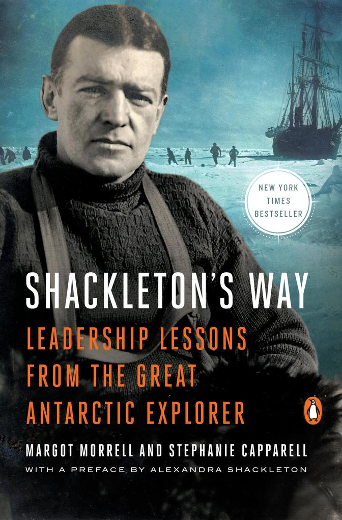 Shackleton's Way als Buch