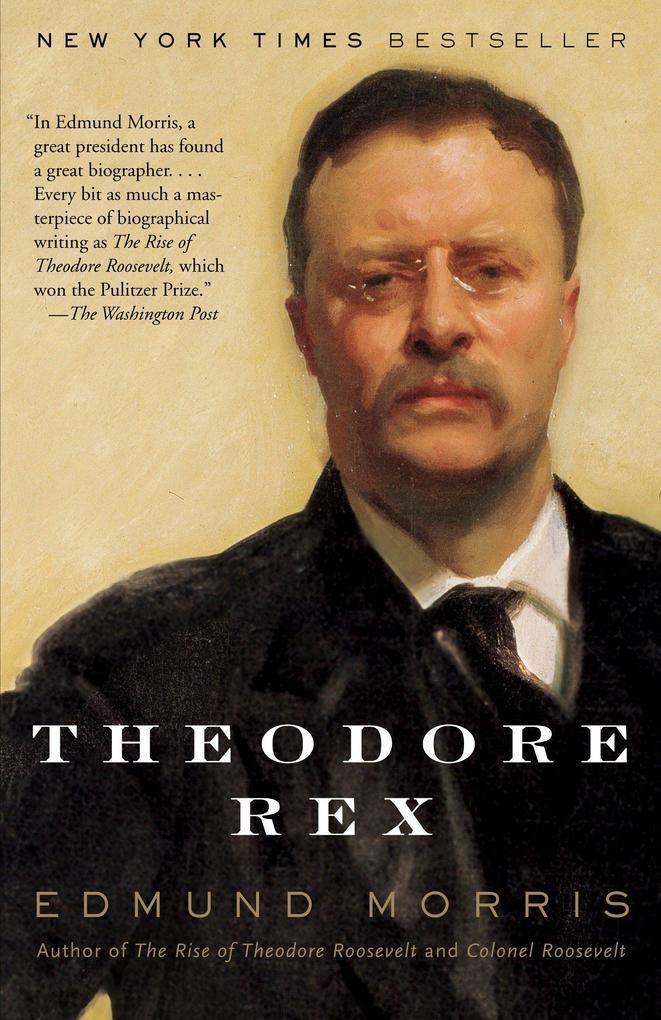 Theodore Rex als Taschenbuch