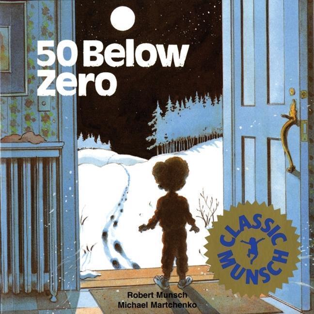 50 Below Zero als Taschenbuch