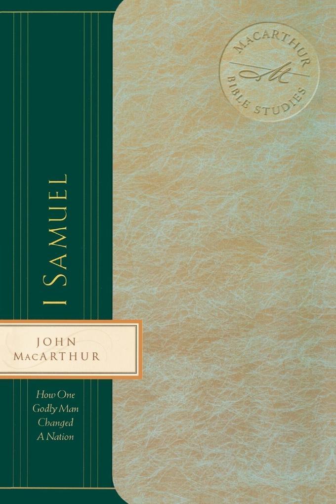 1 Samuel als Taschenbuch