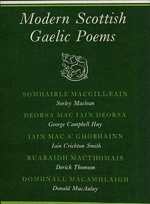Modern Scottish Gaelic Poems: A Bilingual Anthology als Buch