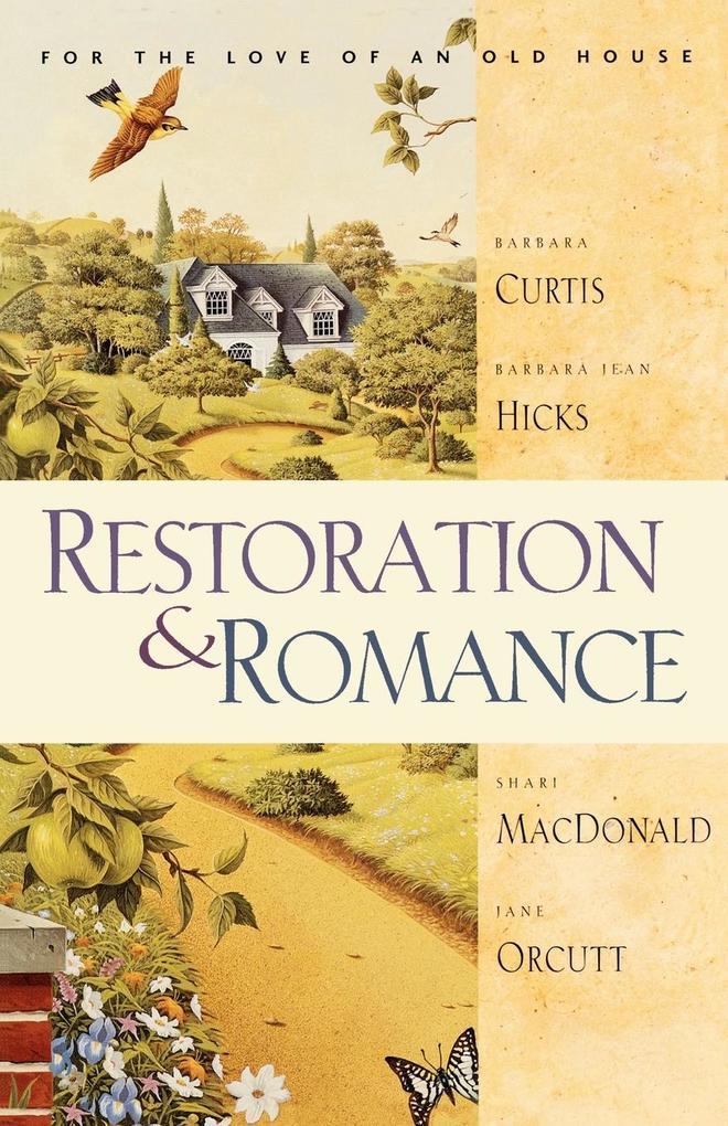 Restoration and Romance als Taschenbuch
