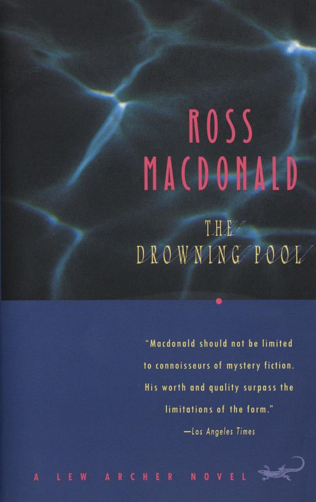 The Drowning Pool als Taschenbuch