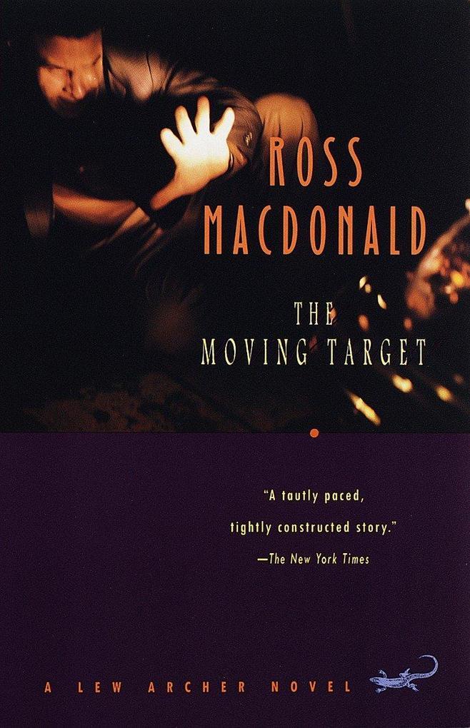 The Moving Target als Taschenbuch