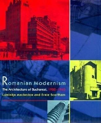 Romanian Modernism als Buch