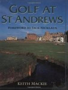 Golf at Saint Andrews als Buch
