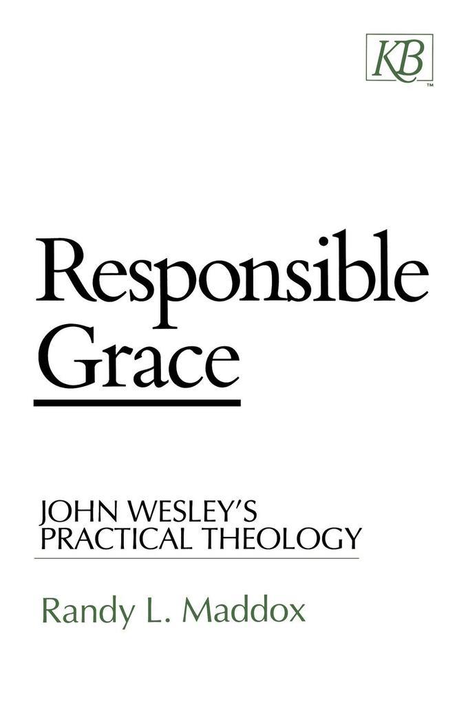 Responsible Grace als Taschenbuch