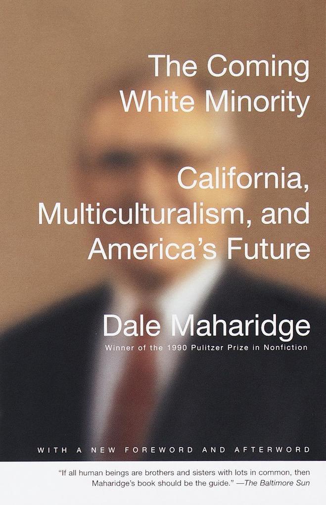 The Coming White Minority als Taschenbuch