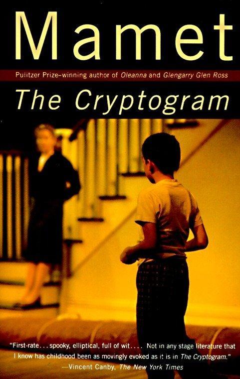 The Cryptogram als Taschenbuch