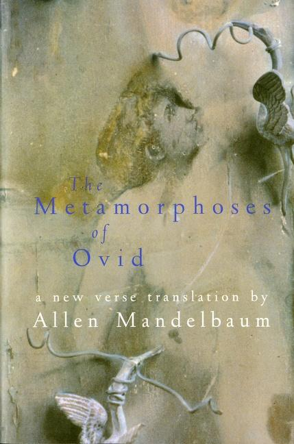 The Metamorphoses of Ovid als Taschenbuch