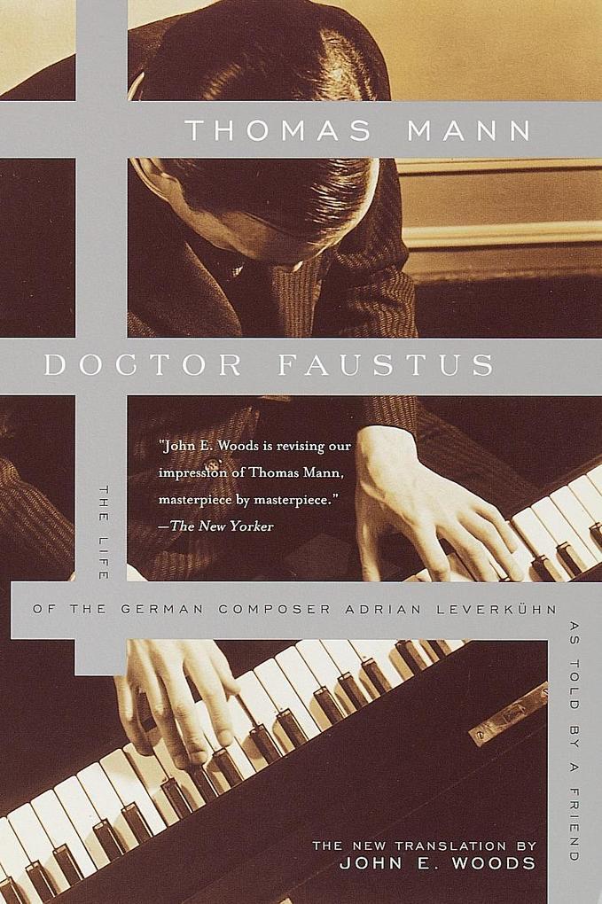 Doctor Faustus als Taschenbuch