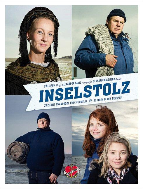 Inselstolz als Buch von Gerhard Waldherr, Alexander Babic