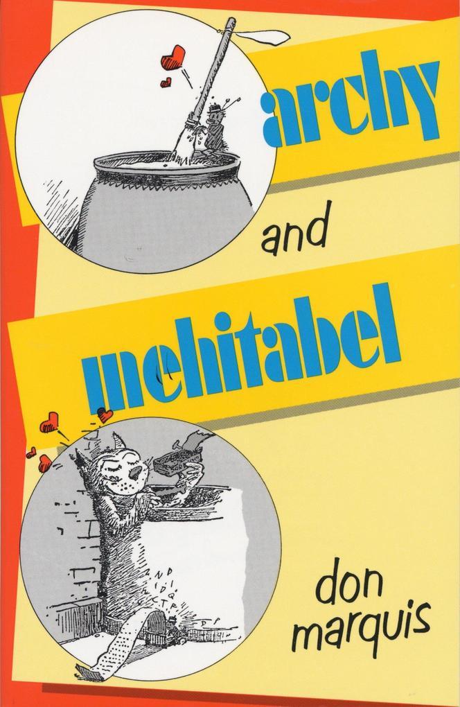 Archy and Mehitabel als Taschenbuch