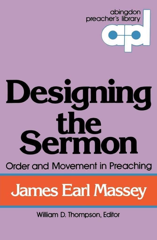 Designing the Sermon als Taschenbuch