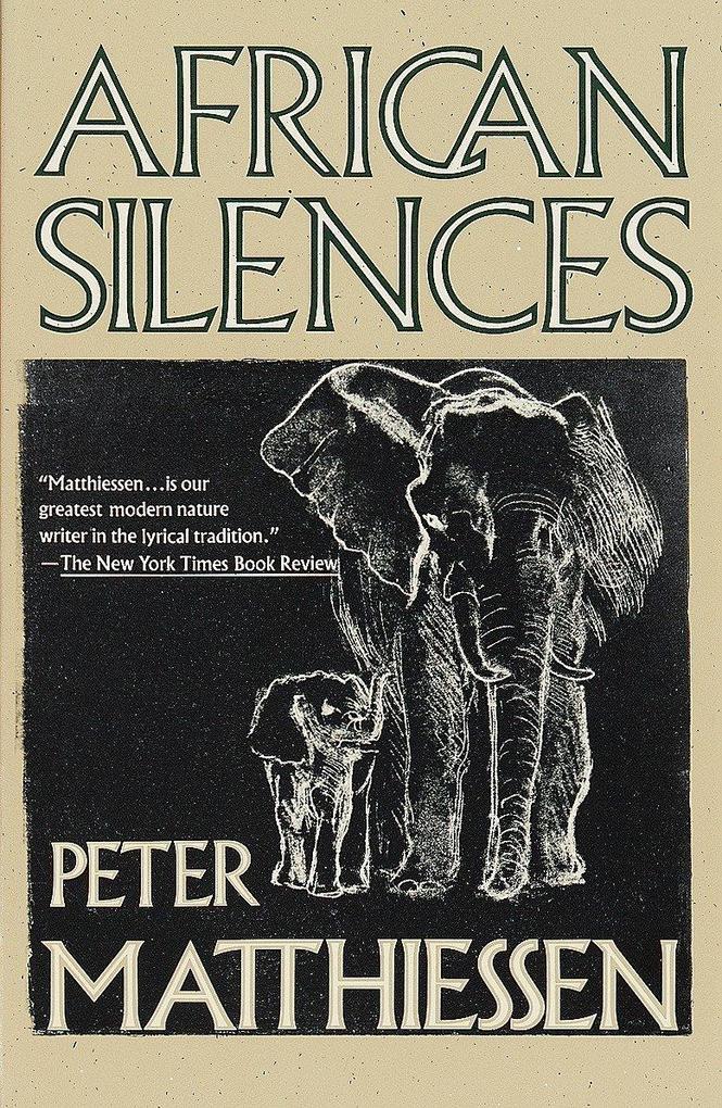 African Silences als Taschenbuch