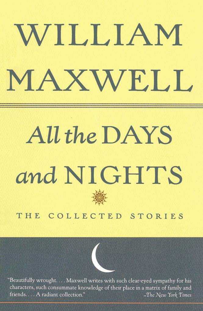All the Days and Nights: The Collected Stories als Taschenbuch